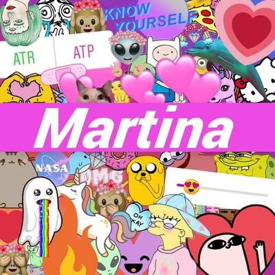 Podcast de Martina