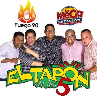 Podcast El Tapon de las Cinco