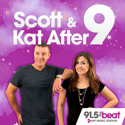 Scott and Kat After 9