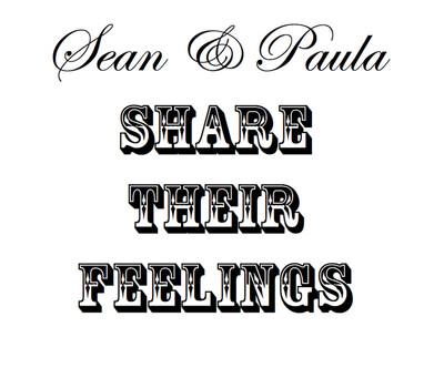 Sean and Paula Share Their Feelings