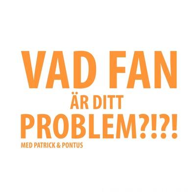 Vad fan är ditt problem?
