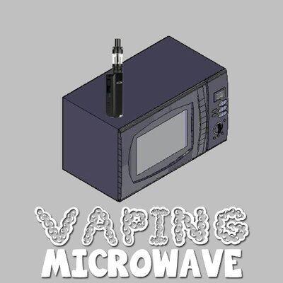 Vaping Microwave