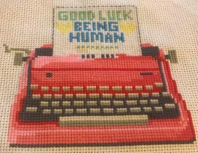 Good Luck Being Human