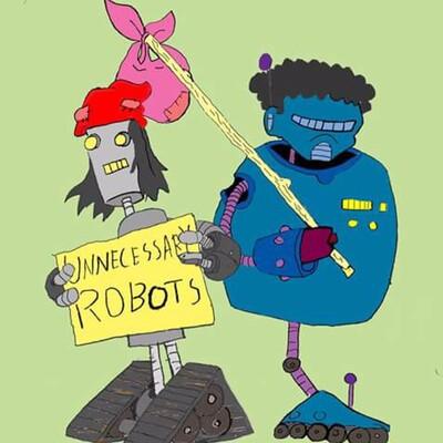 Unnecessary Robots