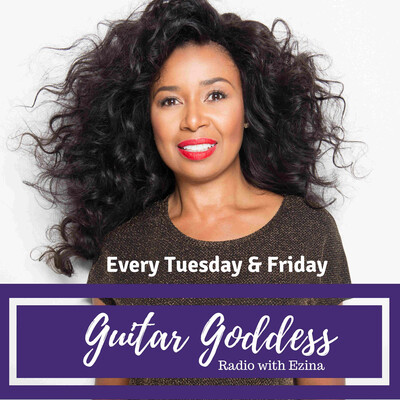 Guitar Goddess Radio with Ezina
