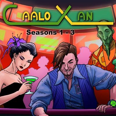 Caalo Xan: A Sci-Fi Audio Drama