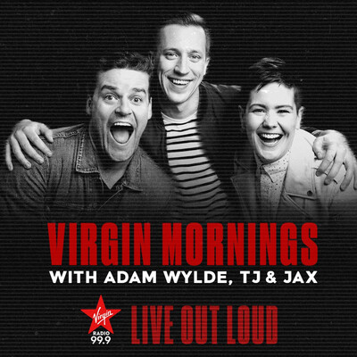 Virgin Mornings with Adam Wylde & TJ