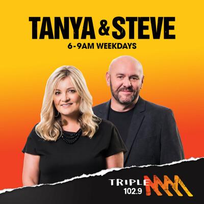 Tanya & Steve for Breakfast - Triple M Newcastle