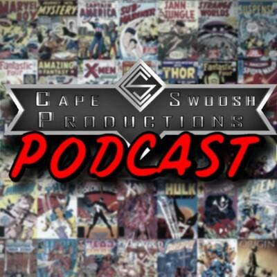 Cape Swoosh Podcast
