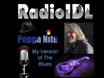 My version of the Blues with Poppa Nite