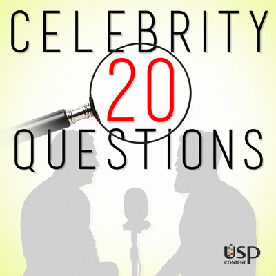 Celebrity 20 questions with