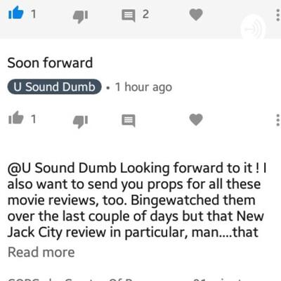 USoundDumb