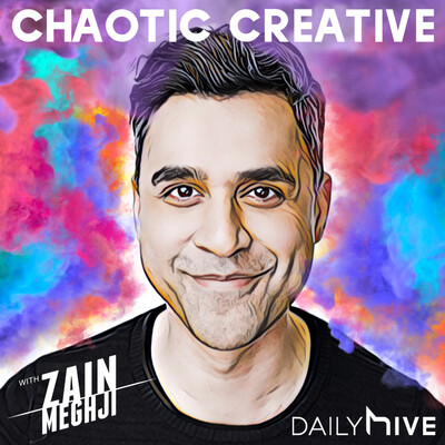Chaotic Creative with Zain Meghji