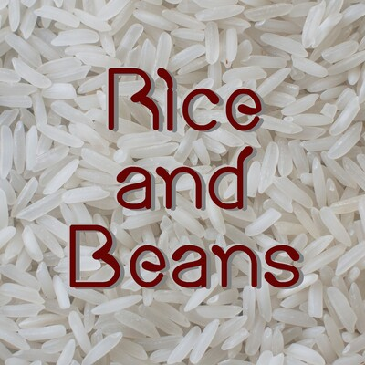 Rice And Beans Podcast