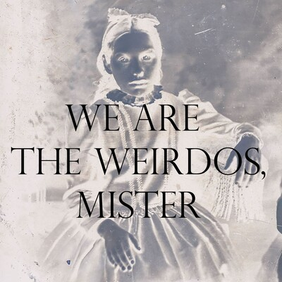 We Are The Weirdos, Mister.