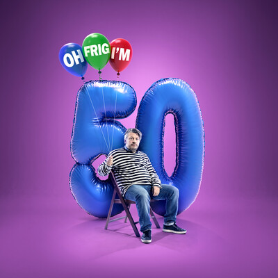 Richard Herring: Oh Frig, I'm 50!
