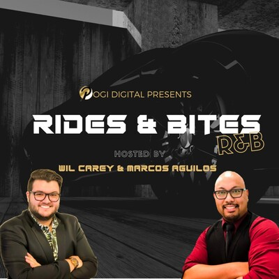 Rides & Bites with Wil & Marcos