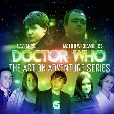 DAM Doctor Who The Audio Adventure Series