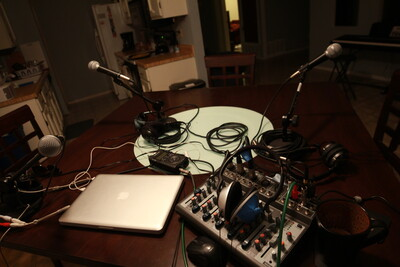 Podcast – The Fish Tank