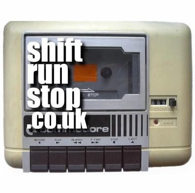 Shift Run Stop