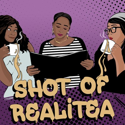 Shot of Realitea Podcast