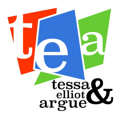 Tessa and Elliot Argue