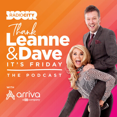 Thank Leanne & Dave it's Friday!