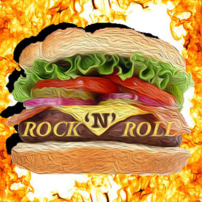 Rock N Roll Cheeseburger podcast