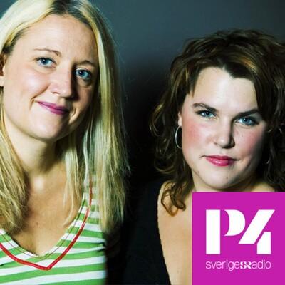 Roll on med Mia och Klara i P4