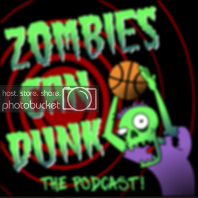 Zombies Can Dunk