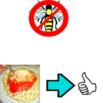 Ron Hates Bees!