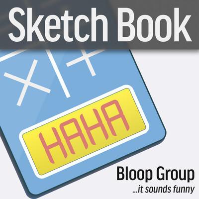 Sketch Book by The Bloop Group