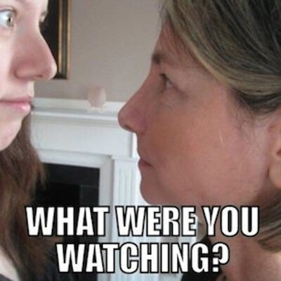 What Were You Watching