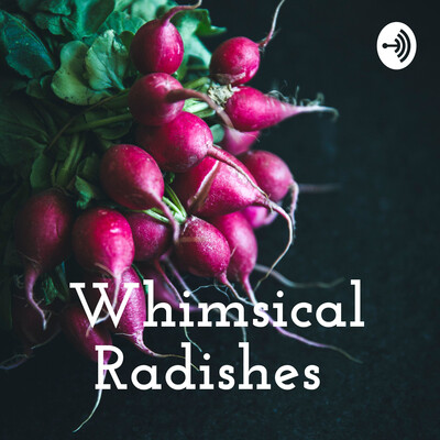 Whimsical Radishes