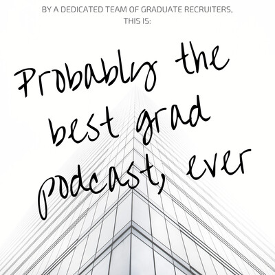 Probably the best grad podcast, ever