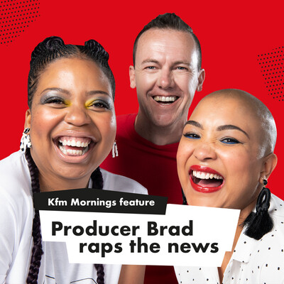 Producer Brad raps the news