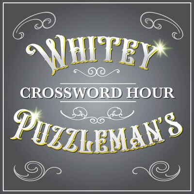 Whitey Puzzleman's Crossword Hour