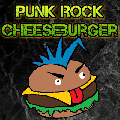 Punk Rock Cheeseburger