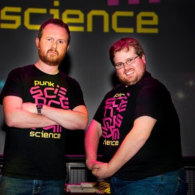 Punk Science Science Museum Podcast