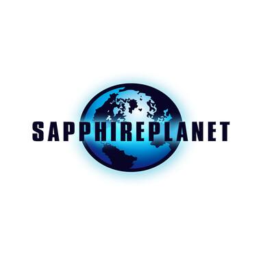 Sapphire Planet