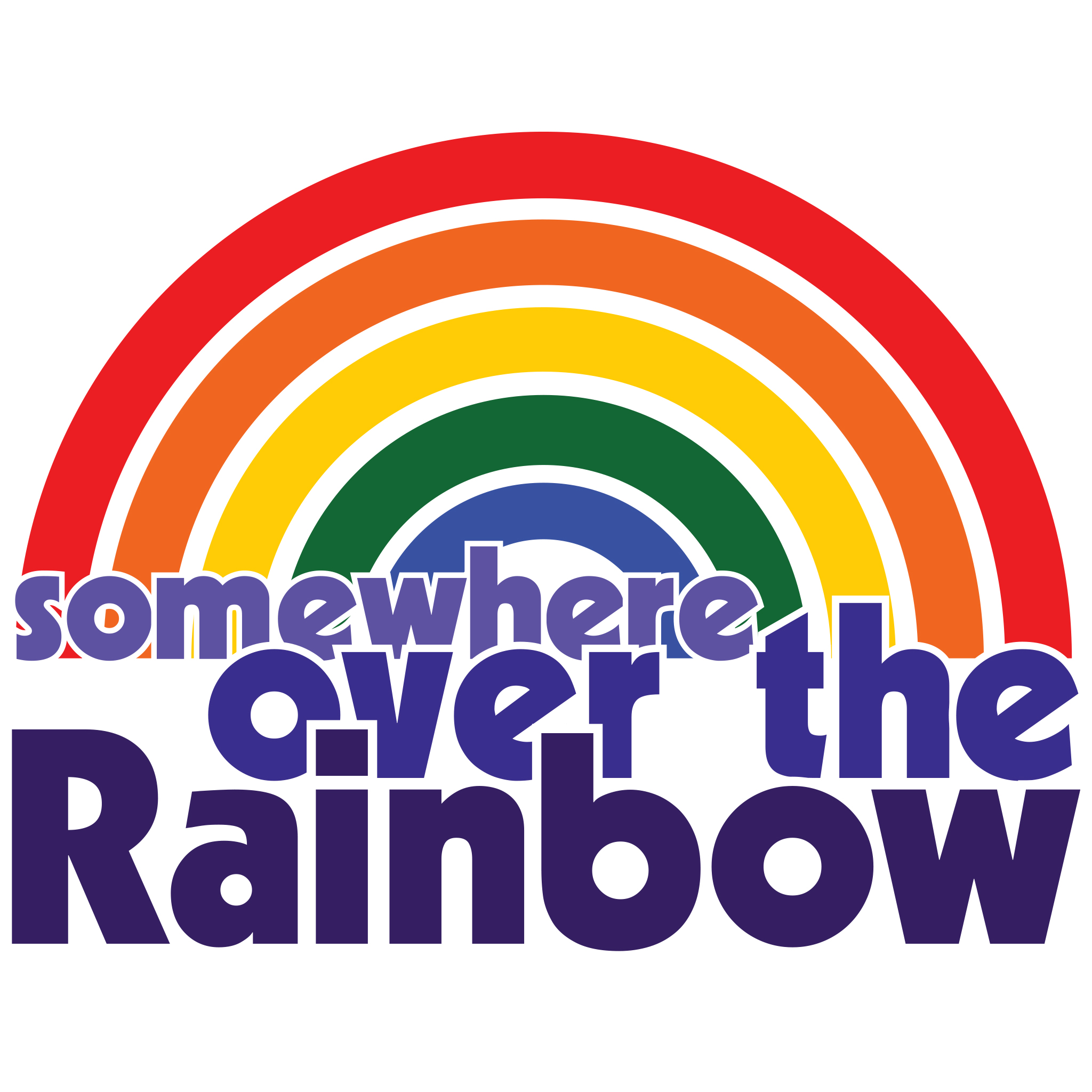 Somewhere Over The Rainbow Podcast