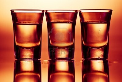 Three Drinks In