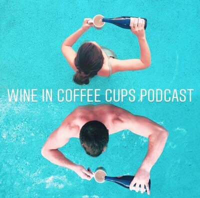 Wine In Coffee Cups