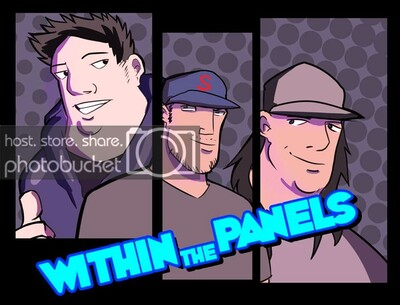 Within The Panels Podcast