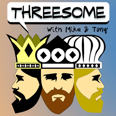 Threesome with Mike and Tony