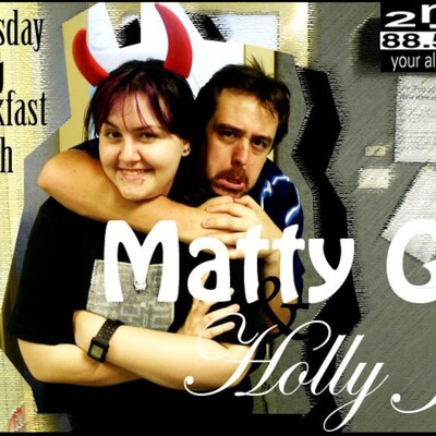 Thursday Big Breakfast with Matty G and Holly J