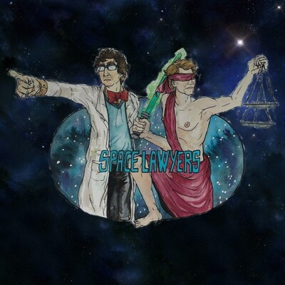 Space Lawyers Podcast
