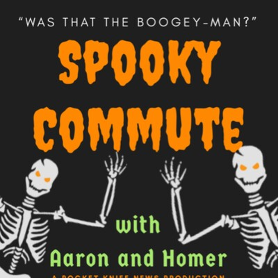 Spooky Commute - Pocket Knife News Prod