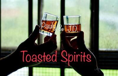 Toasted Spirits podcast
