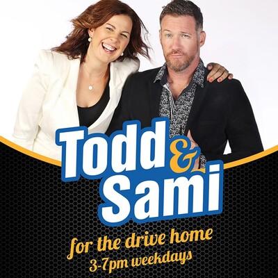 Todd & Sami